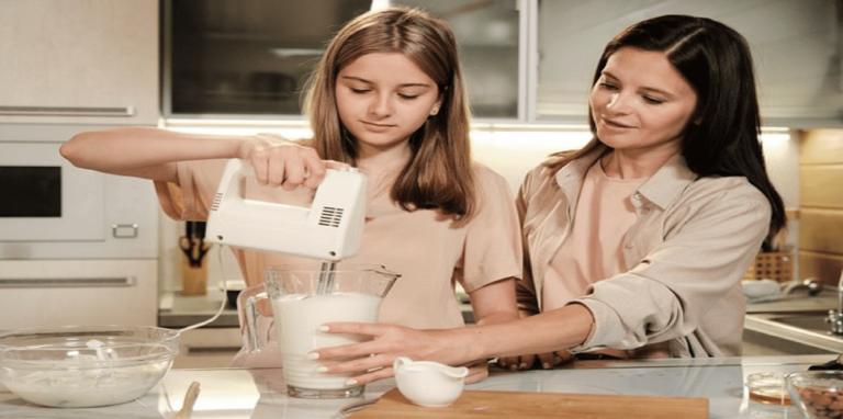 make ice cream in a blender