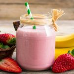 Strawberry Banana Smoothie-Easy Recipes for A Healthy Yummy Treat
