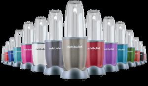 NutriBullet NB9-1301T Pro 13 Pcs Sky Teal