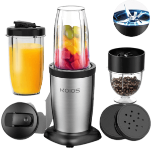 KOIOS 850W Personal Blender for Shakes and Smoothies