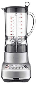 Breville BBL620SIL the Fresh and Furious Countertop Blender
